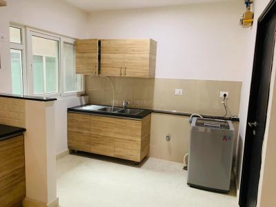 Kitchen Image of Brigade Lakefront PG in Hoodi