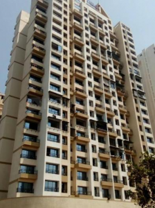 Gallery Cover Image of 964 Sq.ft 2 BHK Apartment for rent in Tulsi Aura, Ghansoli for 27500