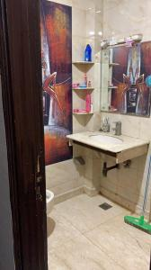Bathroom Image of PG 4040429 Tilak Nagar in Tilak Nagar
