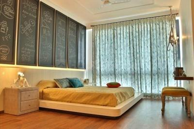 Gallery Cover Image of 2000 Sq.ft 3 BHK Apartment for rent in East Kolkata Township for 70000