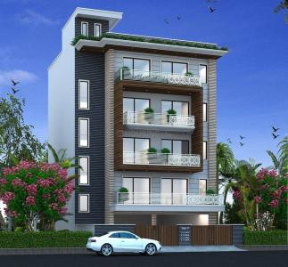 Gallery Cover Image of 2000 Sq.ft 3 BHK Independent Floor for buy in Sector 55 for 16000000