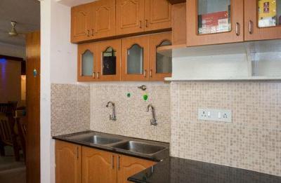 Kitchen Image of Flat No-104, Srinidhi Scintila Apartment in Nagavara