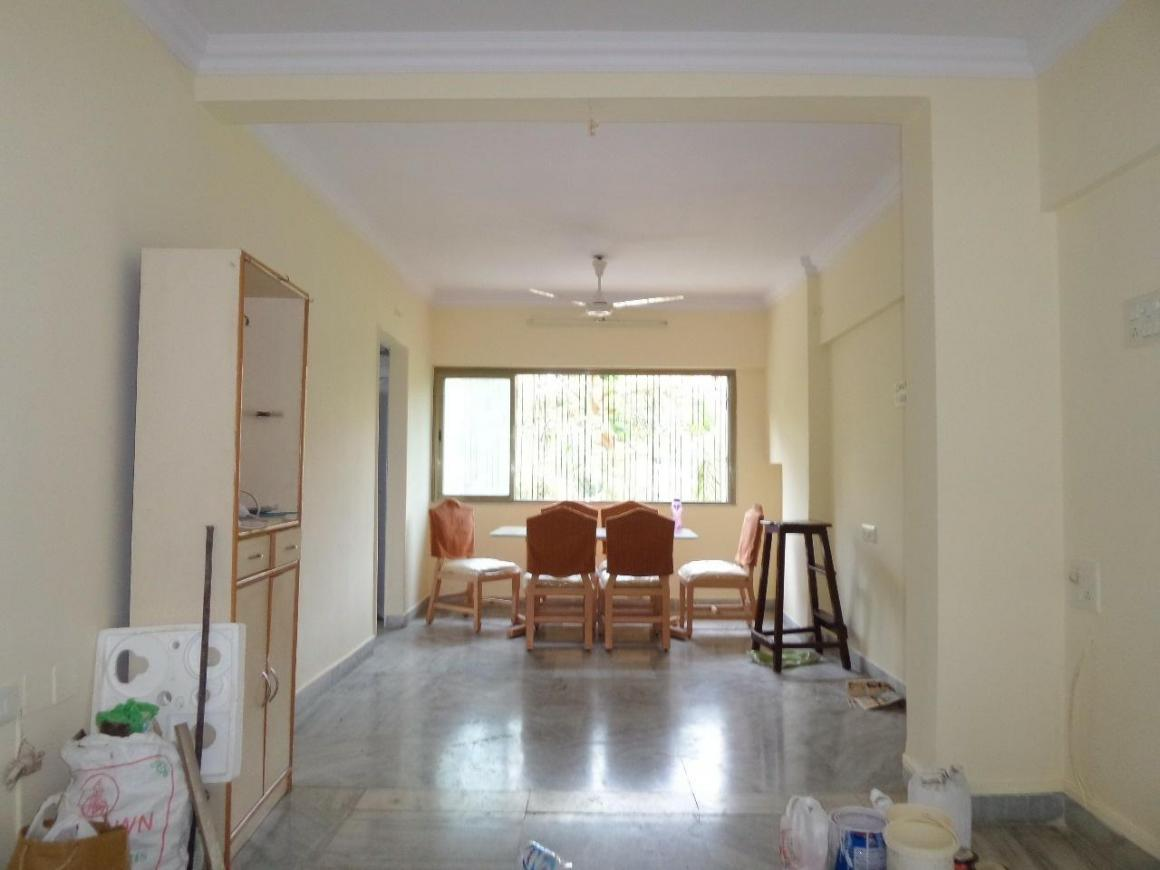 Living Room Image of 1200 Sq.ft 2 BHK Apartment for rent in Santacruz East for 41000