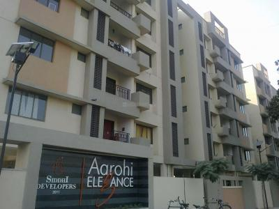 Gallery Cover Image of 1377 Sq.ft 2 BHK Apartment for rent in Bopal for 15000