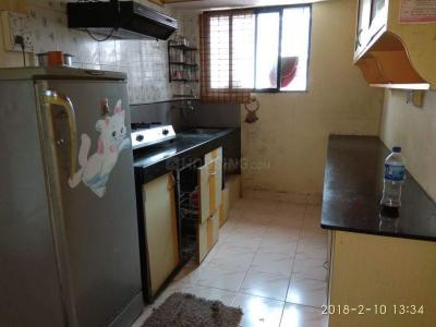 Kitchen Image of Balaji PG in Wadgaon Sheri