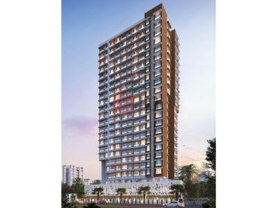 Gallery Cover Image of 620 Sq.ft 1 BHK Apartment for buy in Flora Enclave, Borivali East for 11000000