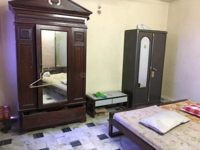 Bedroom Image of Jai Radhe PG in Satellite