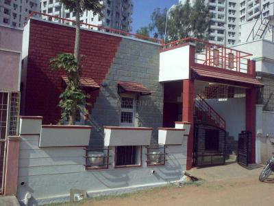 Gallery Cover Image of 1000 Sq.ft 2 BHK Independent House for rent in J P Nagar 7th Phase for 16500