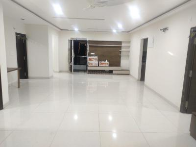 Gallery Cover Image of 2500 Sq.ft 3 BHK Apartment for rent in Nizampet for 60000
