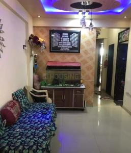 Gallery Cover Image of 1250 Sq.ft 2 BHK Apartment for rent in Kamothe for 22000