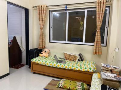 Gallery Cover Image of 474 Sq.ft 2 BHK Apartment for buy in Aditya Prasad Co. ओप. हौ.. Society Ltd., Mira Road East for 6500000