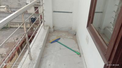 Gallery Cover Image of 545 Sq.ft 1 BHK Independent Floor for rent in Chhattarpur for 9500