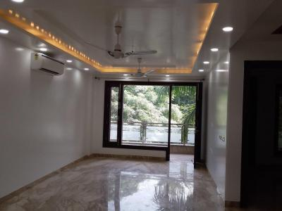 Gallery Cover Image of 1800 Sq.ft 3 BHK Independent Floor for rent in East Of Kailash for 62000