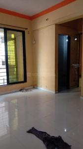 Gallery Cover Image of 580 Sq.ft 1 BHK Apartment for rent in Raikar Amrut Dham, Rabale for 12000