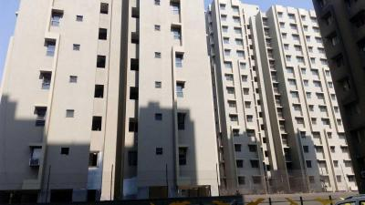 Gallery Cover Image of 654 Sq.ft 1 BHK Apartment for rent in Khokhra for 15000