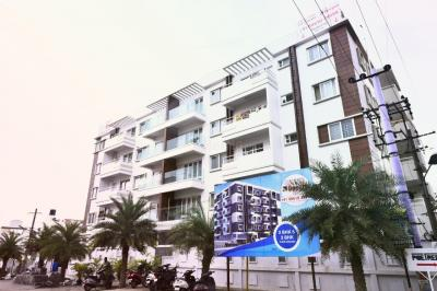 Gallery Cover Image of 940 Sq.ft 2 BHK Apartment for buy in Kasavanahalli for 5546000