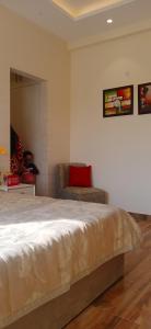 ऐस डिवीनों, नोएडा एक्सटेंशन  में 5368025  खरीदें  के लिए 5368025 Sq.ft 2 BHK अपार्टमेंट के बेडरूम  की तस्वीर