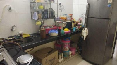 Kitchen Image of Star Property PG in Santacruz East