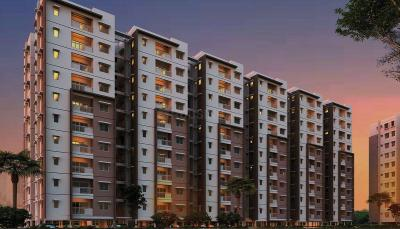 Gallery Cover Image of 380 Sq.ft 1 BHK Apartment for buy in Provident Kenworth , Budvel for 2650000
