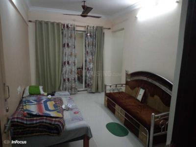 Gallery Cover Image of 650 Sq.ft 1 BHK Apartment for rent in Krishna Villa, Ulwe for 7500