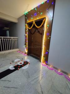 Gallery Cover Image of 2346 Sq.ft 4 BHK Apartment for rent in Jain Carlton Creek, Manikonda for 42000
