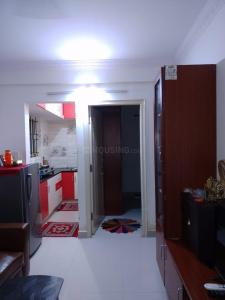 Gallery Cover Image of 500 Sq.ft 1 BHK Independent House for rent in Thavarekere for 11000