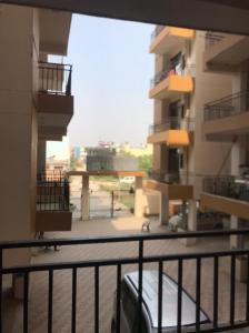 Gallery Cover Image of 555 Sq.ft 1 BHK Independent Floor for buy in Green Residency, Noida Extension for 1299000