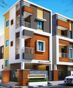 Gallery Cover Image of 1370 Sq.ft 3 BHK Independent House for buy in Pallavaram for 6200000