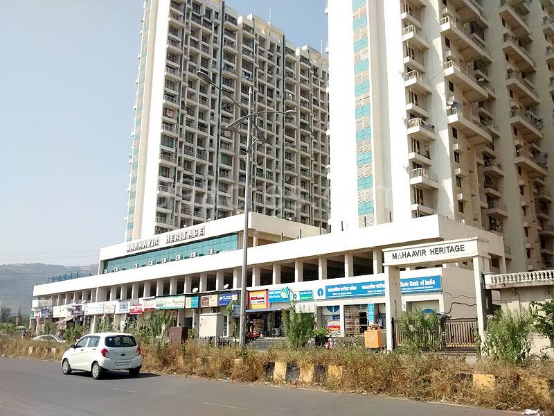 Building Image of 1500 Sq.ft 3 BHK Apartment for buy in Kharghar for 13000000