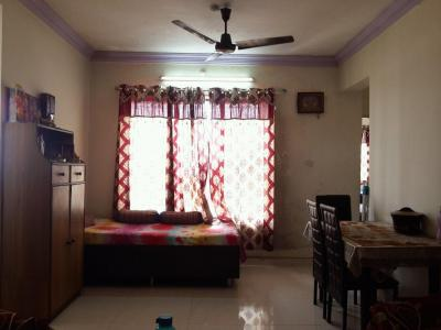 Gallery Cover Image of 750 Sq.ft 1 BHK Apartment for rent in Kopar Khairane for 19000