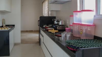 Kitchen Image of 122 R-2 Life Republic in Hinjewadi