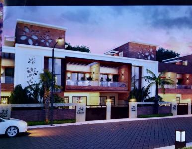 Gallery Cover Image of 1500 Sq.ft 3 BHK Independent House for buy in Himalaya Sunshine, Vayusena Nagar for 8500000