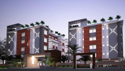 Gallery Cover Image of 1075 Sq.ft 3 BHK Apartment for buy in Vanagaram  for 5375000