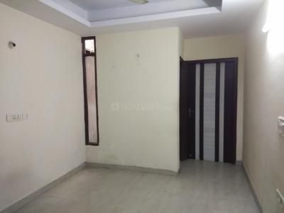 Gallery Cover Image of 450 Sq.ft 1 BHK Independent Floor for rent in Khanpur for 6500