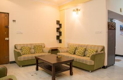Living Room Image of Oasis Residency(f-9) in JP Nagar