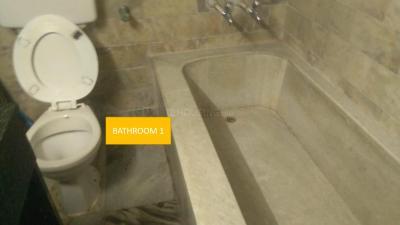 Bathroom Image of Ladies PG With Ac, Double/single Sharing Sanitised Room in Salt Lake City