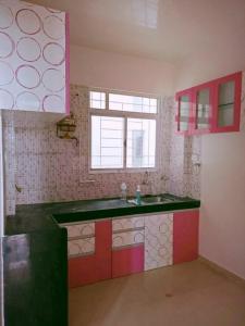 Gallery Cover Image of 700 Sq.ft 1 BHK Apartment for rent in Goel Ganga Sai Ganga, Handewadi for 11000