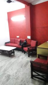 Gallery Cover Image of 1500 Sq.ft 1 RK Independent Floor for rent in East of Kailash Block D RWA, East Of Kailash for 15000
