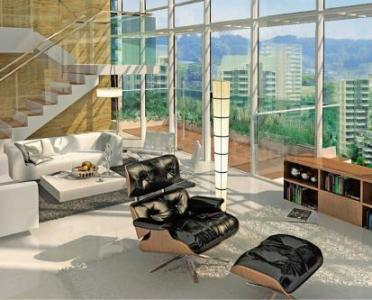 Gallery Cover Image of 2048 Sq.ft 3 BHK Apartment for buy in M3M India Merlin, Sector 67 for 17500000