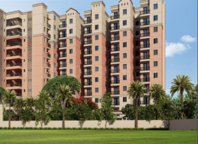 Gallery Cover Image of 516 Sq.ft 1 BHK Apartment for buy in Chandanagar for 2193000