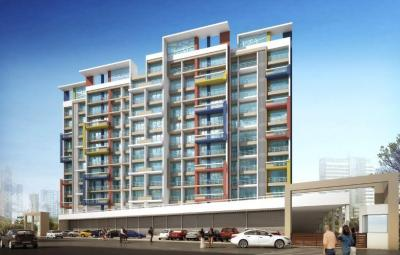 Gallery Cover Image of 1270 Sq.ft 2 BHK Apartment for rent in Sataym Madhavi Residency, Ulwe for 16000