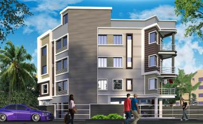 Gallery Cover Image of 1170 Sq.ft 3 BHK Apartment for buy in Maheshtala for 5499000