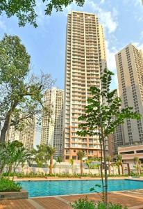 Gallery Cover Image of 700 Sq.ft 1 BHK Apartment for rent in Indiabulls Greens, Kon for 12000