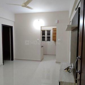 Gallery Cover Image of 755 Sq.ft 1 BHK Apartment for rent in Banaswadi for 15000