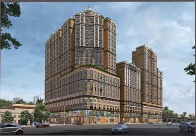 Gallery Cover Image of 384 Sq.ft 1 BHK Apartment for buy in Aplite Greenstone Heritage, Fort for 13800000