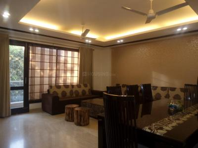 Gallery Cover Image of 2700 Sq.ft 4 BHK Independent Floor for buy in Kalkaji for 38900000