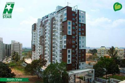 Gallery Cover Image of 1511 Sq.ft 3 BHK Apartment for buy in CoEvolve Northern Star, Chokkanahalli for 9400000