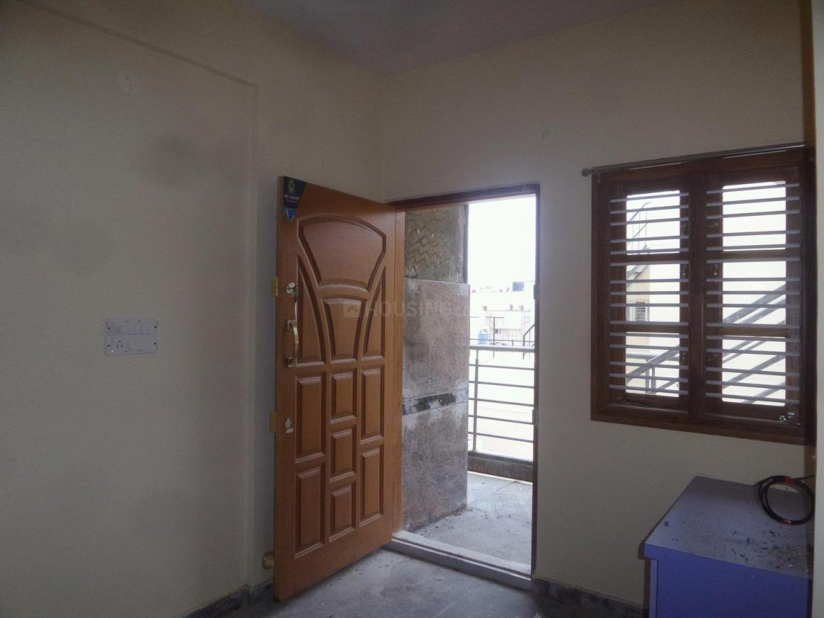 Living Room Image of 400 Sq.ft 1 BHK Apartment for rent in Hosakerehalli for 6500