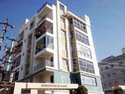 Gallery Cover Image of 1080 Sq.ft 2 BHK Apartment for rent in Brindavan Serenity, Kasavanahalli for 17500