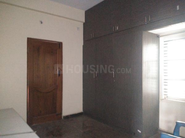Bedroom Image of 700 Sq.ft 1 BHK Independent Floor for rent in Vijayanagar for 11000
